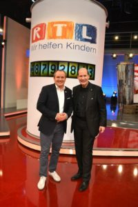 RTL Spendenmarathon Finale, Michael Hesemann, Wolfram Kons