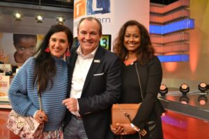 RTL Spendenmarathon Finale, Klaudija Paunovic, Wolfram Kons, Fatima