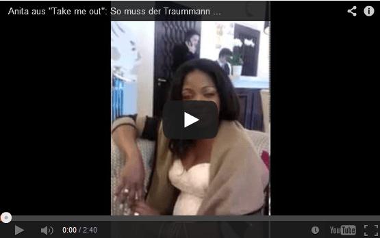 Take me out Anita Video RTL