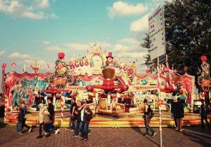 Circus Circus Rheinkirmes 2016 Düsseldorf