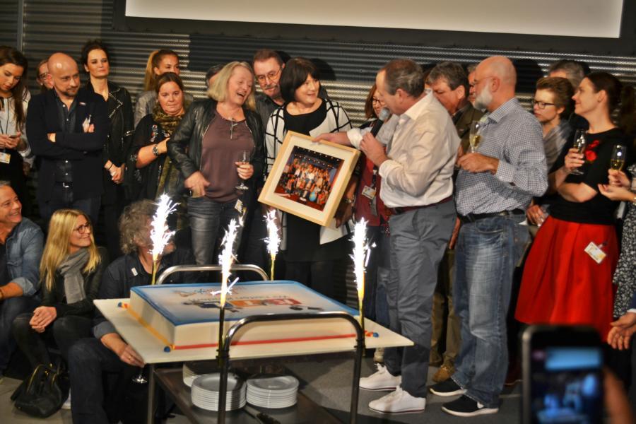 RTL Spendenmarathon Finale, Inge Schmidt