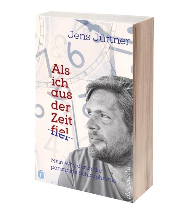 Jens Juettner, Buch über Schizophrenie