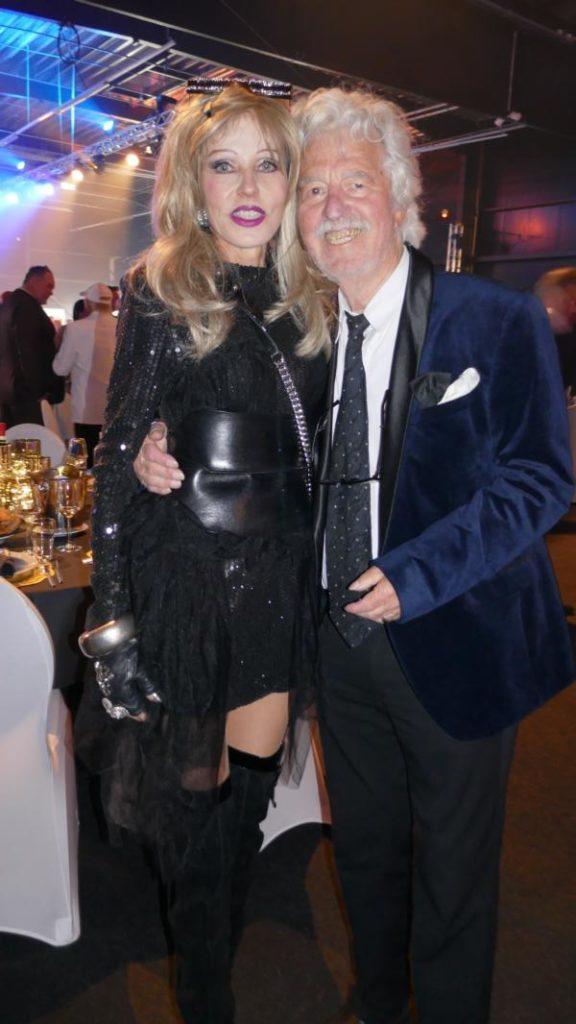 Dr. Hans Georg und Gisela Muth-Goldene Sonne 2019