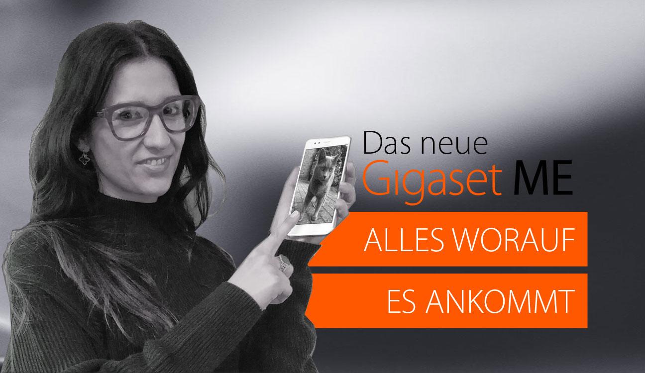 Photo of Das neue Smartphone Gigaset ME – ab sofort online kaufen
