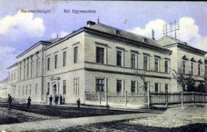 Gymnasium der reformierten Kirche in Maramarossziget