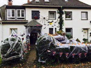 Halloweenhaus Krefeld