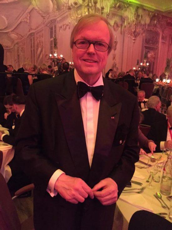 Tut soviel Gutes für Unicef mit den Veranstaltungen: Heribert Klein.