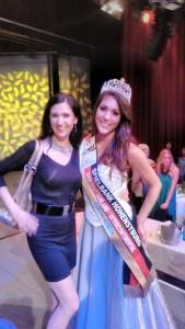 Miss Deutschland Intercontinental 2015 Mailin Marrero