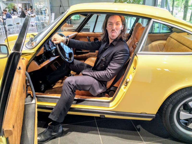 Gil Ofarim, Porsche Willich