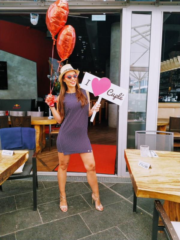 Cuplé Düsseldorf Fashion, Anja Katharina Baudeck