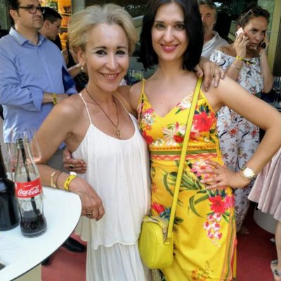 Perfect Body & Face von Karl Schuhmann Opening, Hakima Arratbi, Klaudija Paunovic