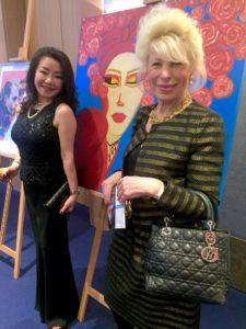 Spendezeit Gala, Winnie Hungenbach, Renate Blumentrath