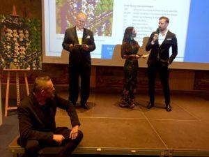 Spendezeit Gala, Tom Thomsen, Anja Katharina Baudeck, Christoph Metzelder, Horst Kordes