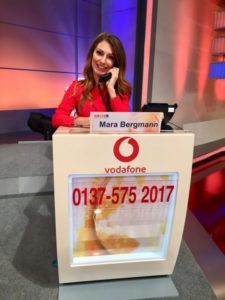 RTL Spendenmarathon Finale, Mara Bergmann