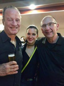 Tom Gerhardt, Franz Krause und Klaudija Paunovic, Ketten der Liebe, Theater am Dom