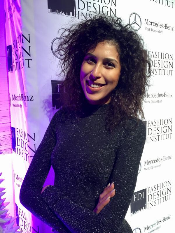 Sanae Aitlarbi, Show me 2018, Mercedes Benz Fashion Show Düsseldorf