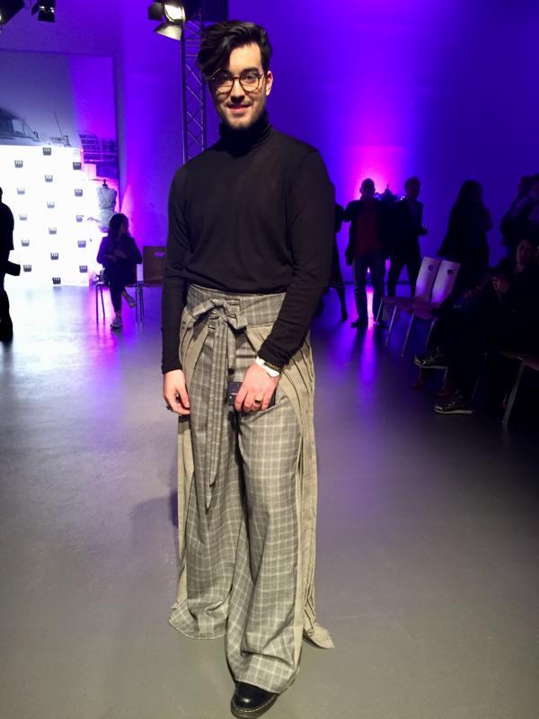 Güray Gercekli , Show me 2018, Mercedes Benz Fashion Show Düsseldorf