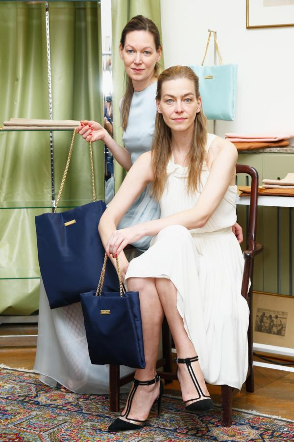 Marikas Dayyds Bag, Simone und Iris Kuechler