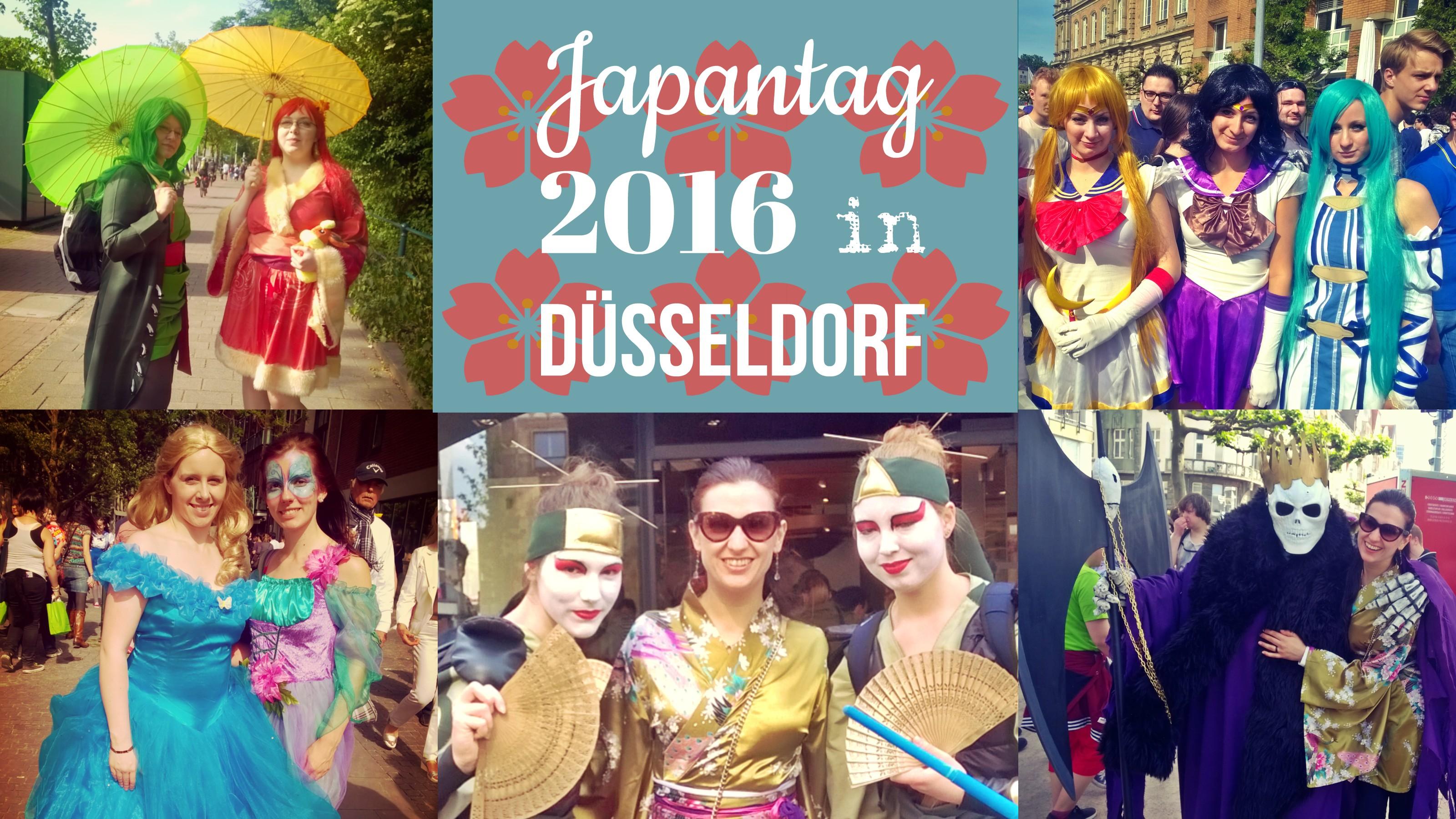 Photo of Japantag 2016 in Düsseldorf: Ist denn schon wieder Karneval?