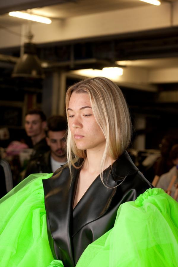Joana Kleinschmidt. MDC Fashion Show 2019