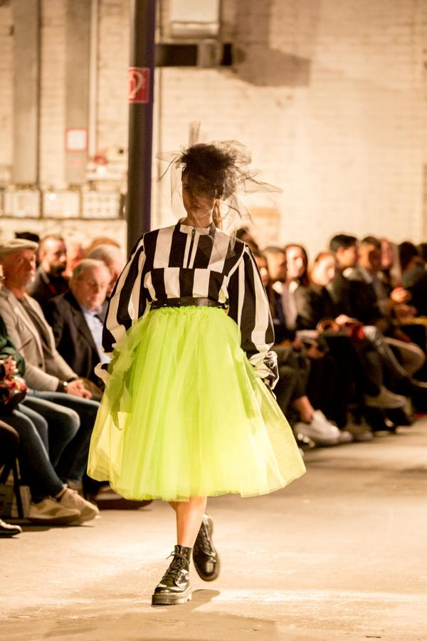 Joana Kleinschmidt, MDC Fashion Show 2019