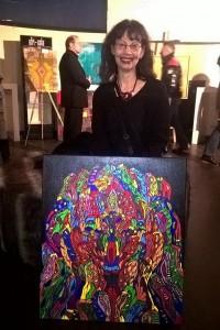 Alexandra Maria Bischoff Kunstmalerin