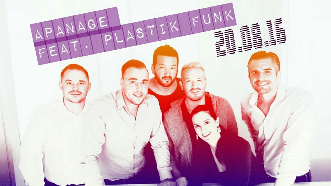 Apanage Plastik Funk