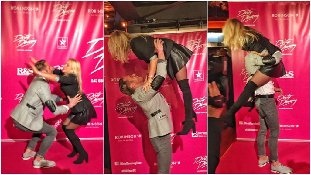 Nico Schwantz, Evelyn Burdecki, Dirty Dancing