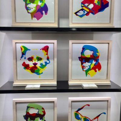 Steven Wilsons limitierte Printkollektion.