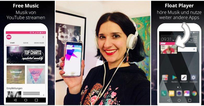 Photo of Free Music App MU für Android: Endlich legal Youtube-Musik streamen am Handy