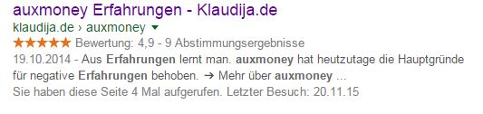 Die perfekte Meta Description