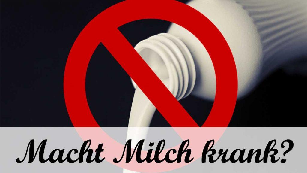 Milch krank Krebs
