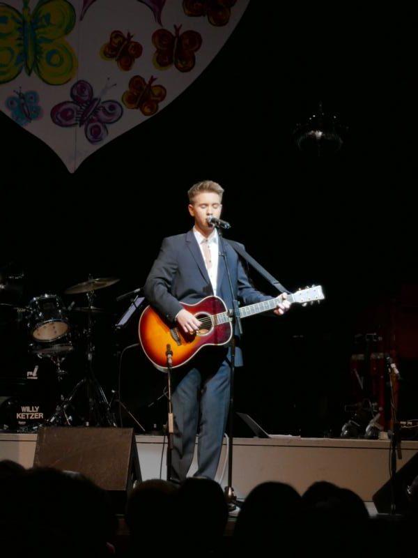 Luca Kuglmeier, Unicef gala hilden 2018