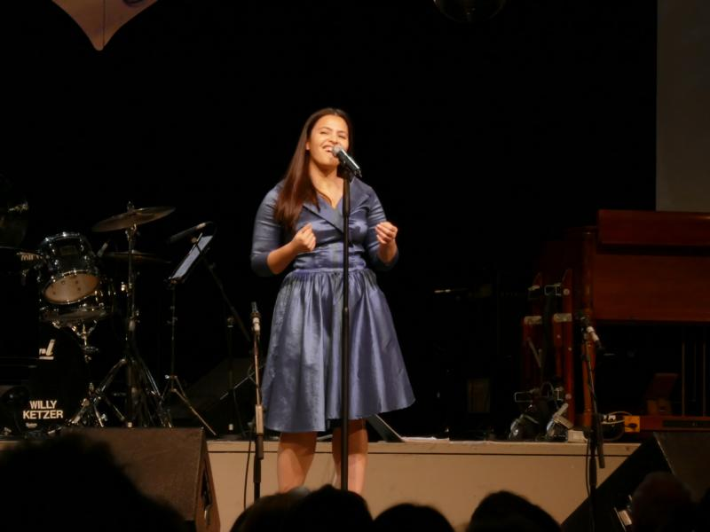 Unicef Gala Hilden 2018, Cristina Gatti