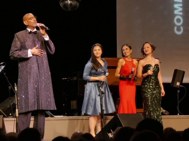 Unicef Gala Hilden 2018, Dennis A Legree