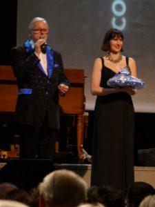 Unicef gala hilden 2018, Birgit Alkenings, Heribert Klein