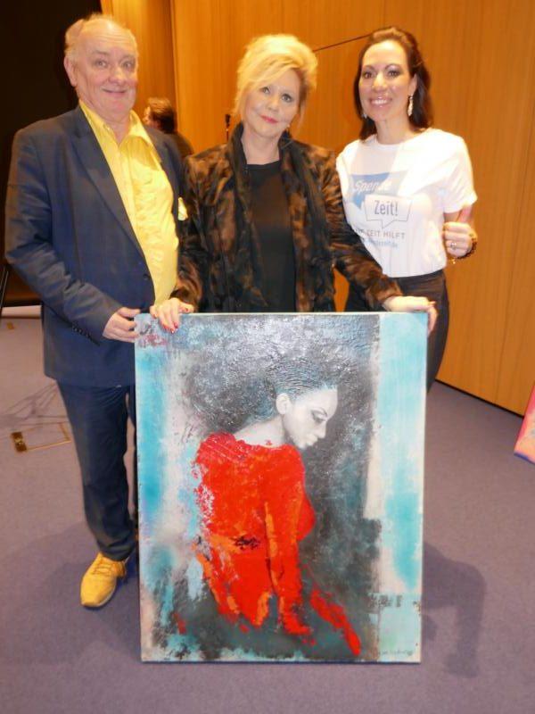 Bernd Schwarzer, Martina Lindner, Anja Katharina Baudeck