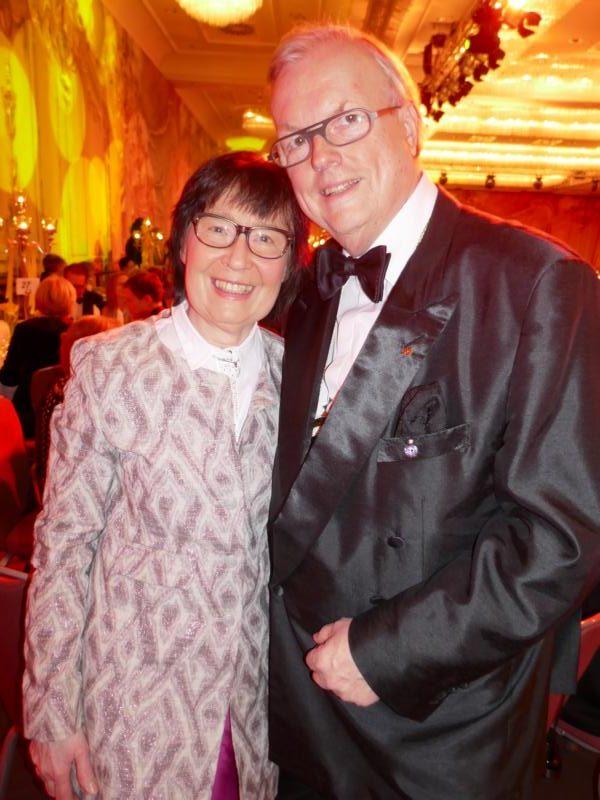 Jutta und Heribert Klein, Prinzenball 2019