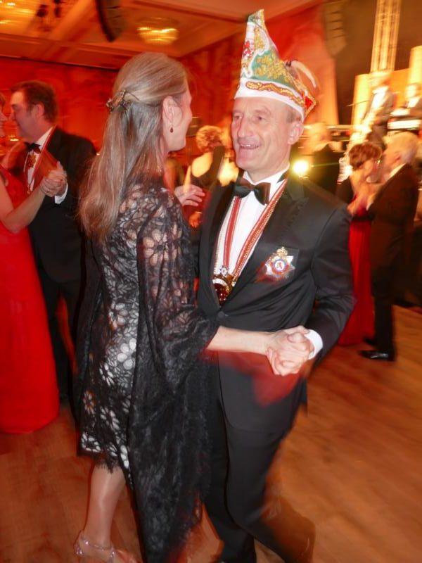 Prinzenball 2019, Thomas Geisel, Vera Geisel