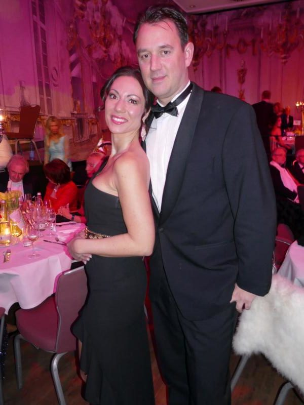 Andreas Dümig, Anja Katharina Baudeck, Prinzenball 2019