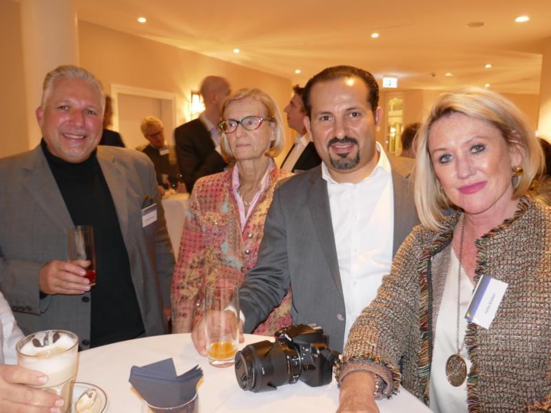 Das goldene Stadttor 2019, Jurysitzung am Petersberg