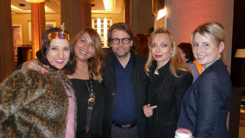 Klaudija Paunovic, Nicoleta Jutka, Dennis Geuer, Ekaterina More