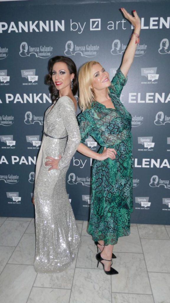 Anja Katharina Baudeck, Elena Panknin