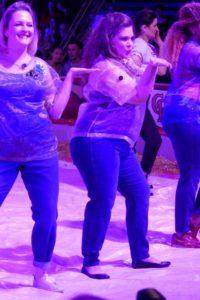 Hobby-Tänzerin Jennifer Weis
