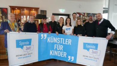 Photo of 3 Jahre Spendezeit-Gala = 100.000 Euro für Kinderprojekte