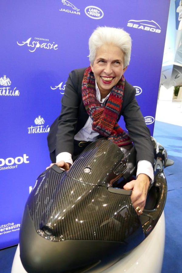 Marie-Agnes Strack-Zimmermann, Boot 2020