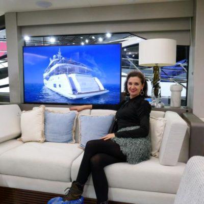 Klaudija Paunovic, Blue Motion Night Boot 2020