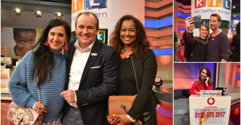 Photo of Backstage beim großen RTL Spendenmarathon Finale in Köln: Es lag viel Liebe in der Luft
