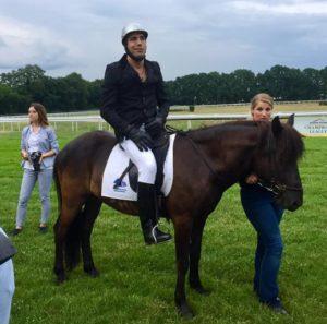 Alexander Sholti VIP Charity Pferderennen Köln