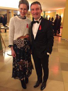 Vera und Thomas Geisel